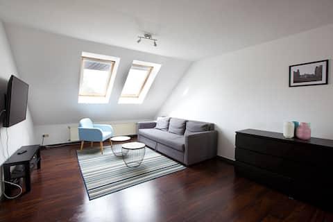 Rooftop Appartment in Neue Neustadt