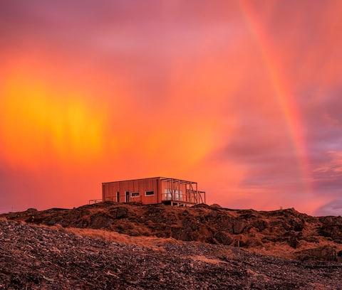 Polnočný slnečný dom