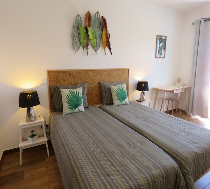 Sagres Sun Stay Triple Room with Private Bathroom