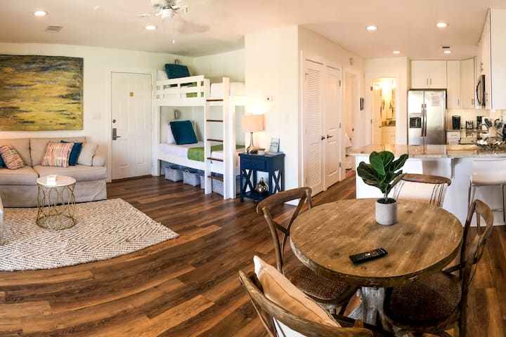 4th night FREE in FEBRUARY at 30A RENOVATED condo