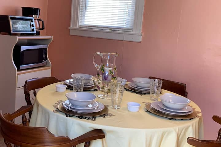 2BR/1BA Cozy & Fully Equipped  Near JFK Airport