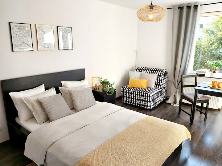BE IN GDANSK- Studio Apartment Podwale