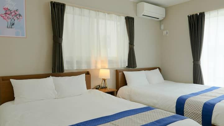 GR3F Brand New Villa/Chic interior/close to beach