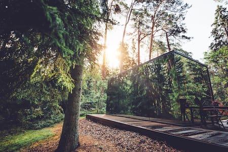 ÖÖD Hötels Rannamõisa - cozy hotel in the woods