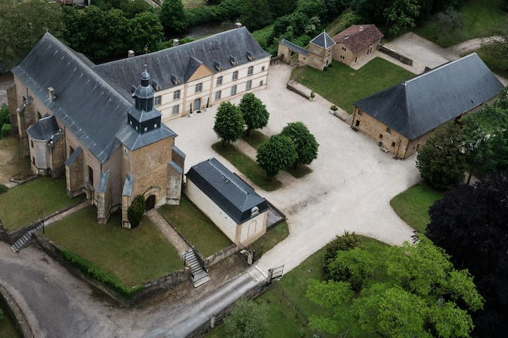 Duplex de charme dans un parc proche de Luxembourg