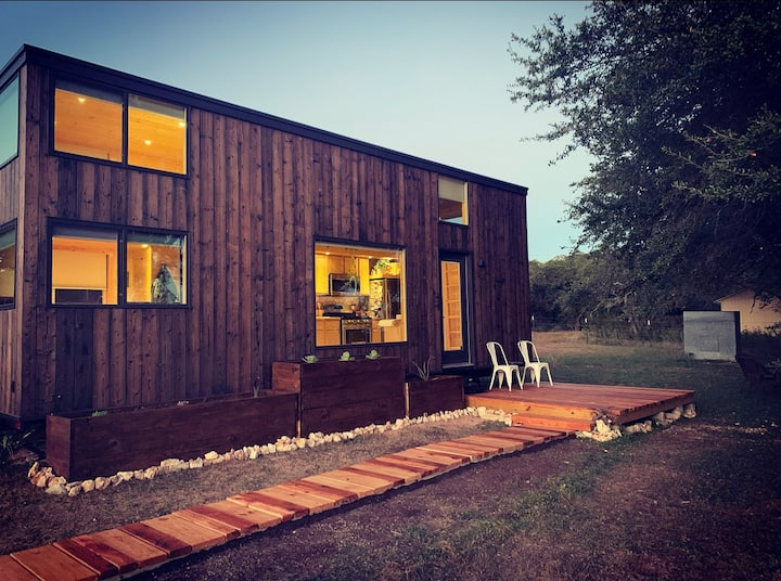 The Nancy Yvonne Tiny House