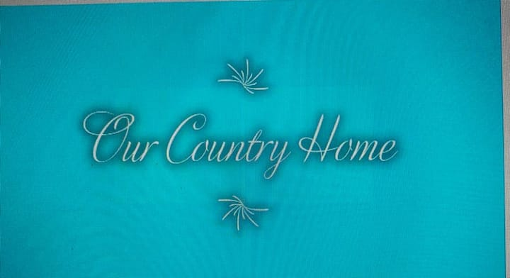 Country Home Everything at your fingertips .
