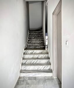 No need to step on the stairs.
