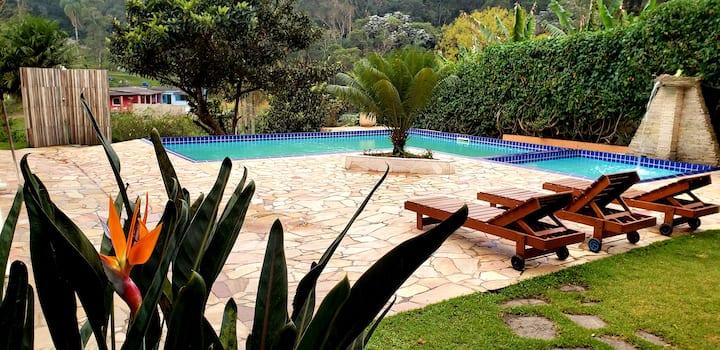 Casa Du Mato Chácara/Sítio perto SP/Country House