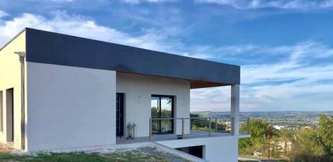 Suite 40 m2  vue exceptionnelle - Hauteurs d'Albi