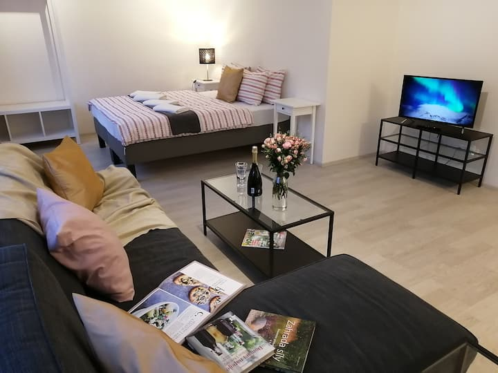 Your perfect stay in Karlín