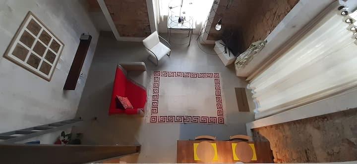 Loft Duplex II, próximo à Lapa, garagem opcional