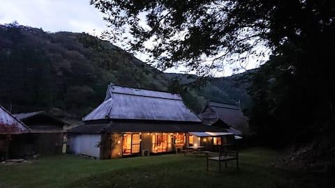 山と清流・星空の家【連泊10%割引】【GH 朝霧】