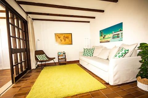 Bonito apartamento cerca de la playa..
