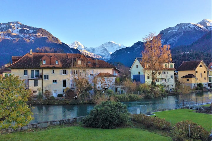 Aareblick, Interlaken West