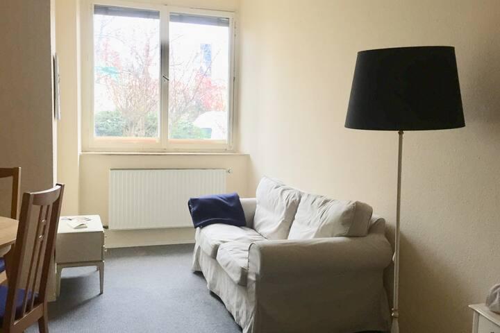 Kleine Wohnung in Stuttgart West