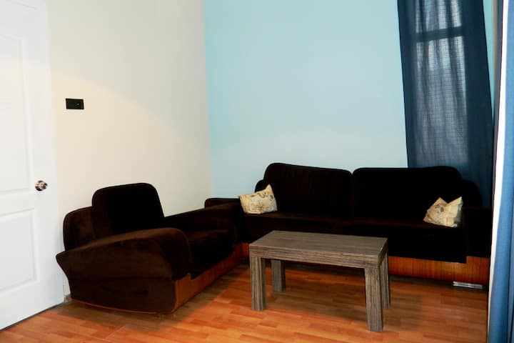 2 bedroom 1 livingroom +  balcony apartment taksim