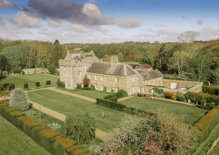 The Manor House , Shortflatt Tower Estate, Belsay