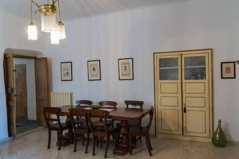 Apartment / Casa Lanzara (without kitchen) 50 sqm.
