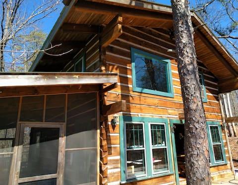 Grandpa Dan's Cabin