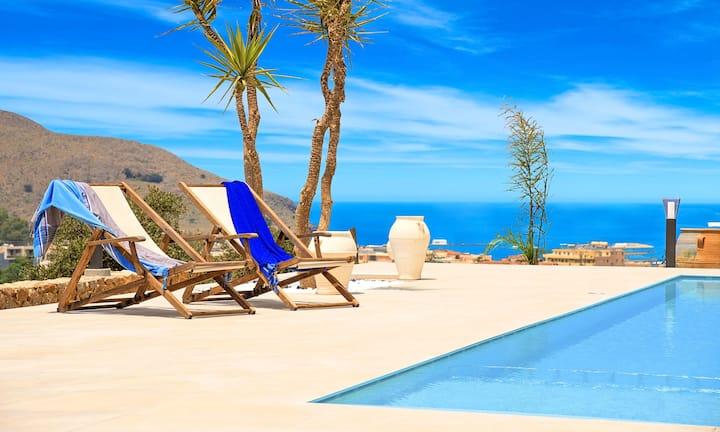 Cretan Dream Villa with Private Pool