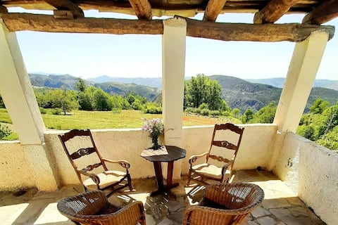 House with wonderful views in the Alpujarras