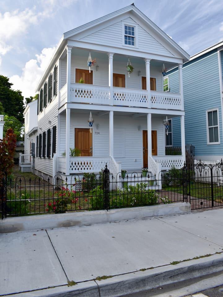1st Floor House in Historic Seaport near Duval St