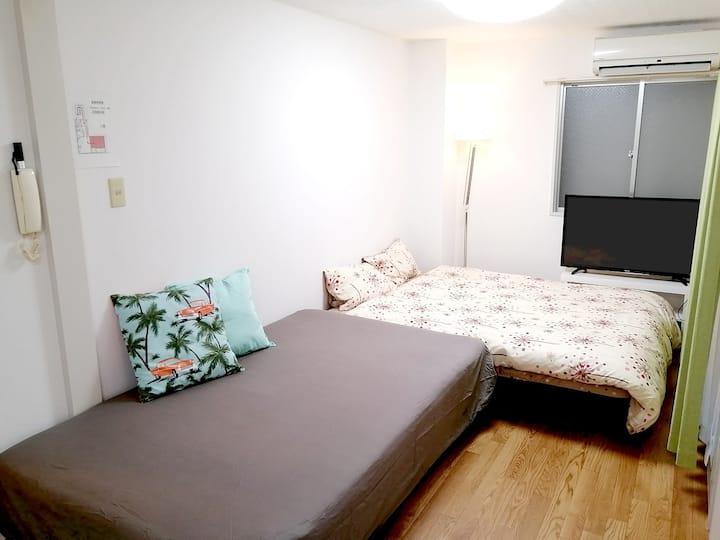 三宮・駅から徒歩5分 シンプルなお部屋です