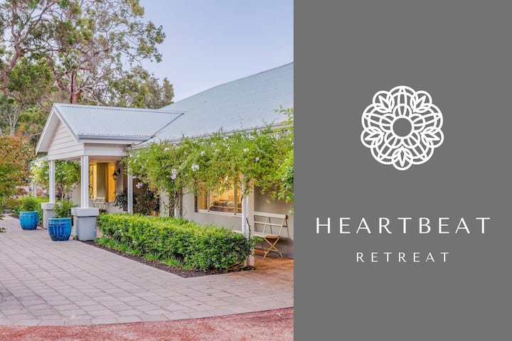 Heartbeat Retreat- Country Estate in Dunsborough!