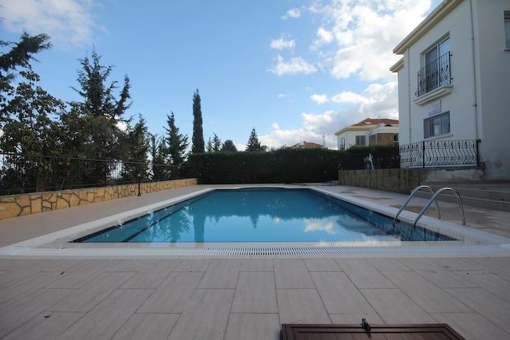 Villa Palmyra with Private pool close to Kyrenia