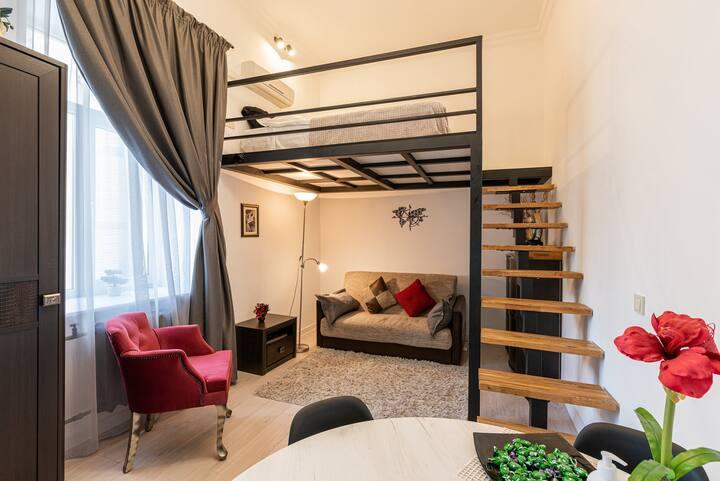 Уютная квартира в самом центре Минска