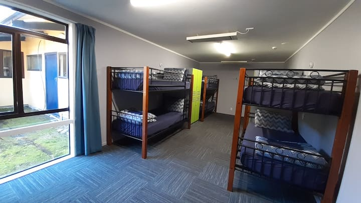 10 Bed Bunk Private Dorm - YHA Franz Josef