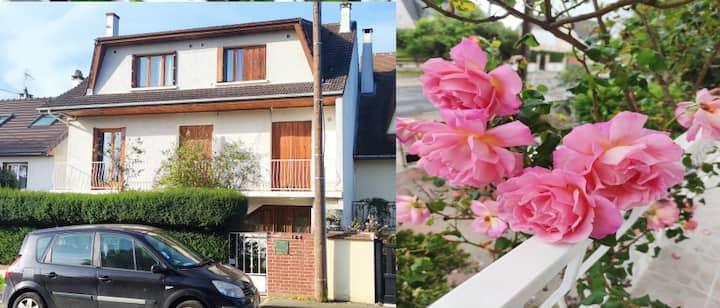 residence LaureAndre - KA0 · (Ref: KA0) Super Appart ds pavillon, équipé calme