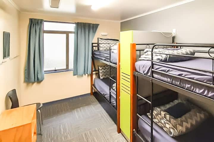 4 Bed Bunk Private - YHA Franz Josef