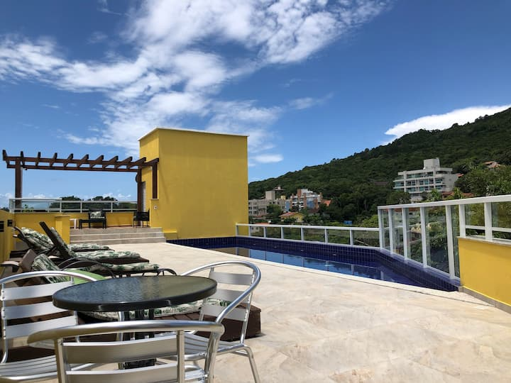 Pousada Vila Portuguesa - Apartamento LUXO