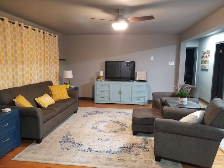Newly remodeled close to downtown New Glarus