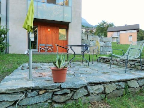 Maison 4 Jardin-  Casa design al margine del bosco