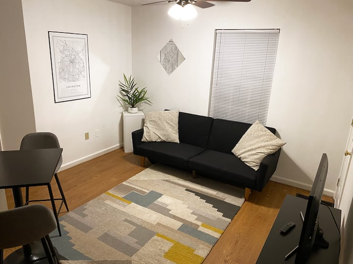 Condo in Campus/Downtown Area | Discount for Week+