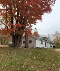 Outdoor enthusiast's cabin Clare County.