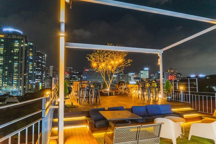 Double Floor, Rooftop, 5Min Myeondong, K-Drama