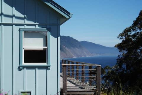 Каюта Shelter Cove Vista, вид на первозданное побережье!