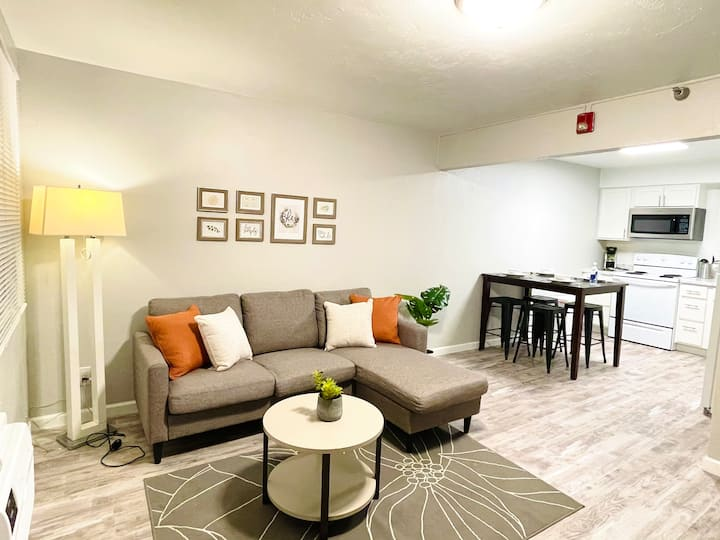 Newly Remodeled Apt in Appleton