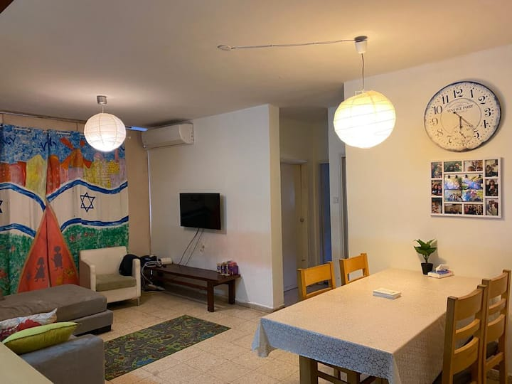 Cozy Herzliya Apartment * Small but does the trick