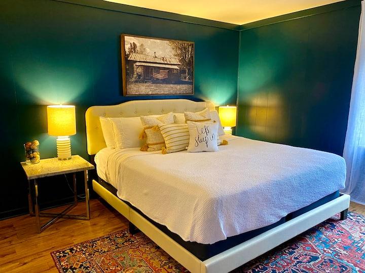The Mason Apartment - Livingston Lofts Tennessee