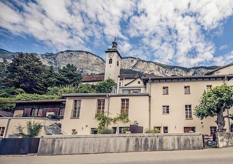 Baumgarten - your base camp in Graubünden