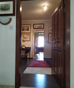 entry to the flat