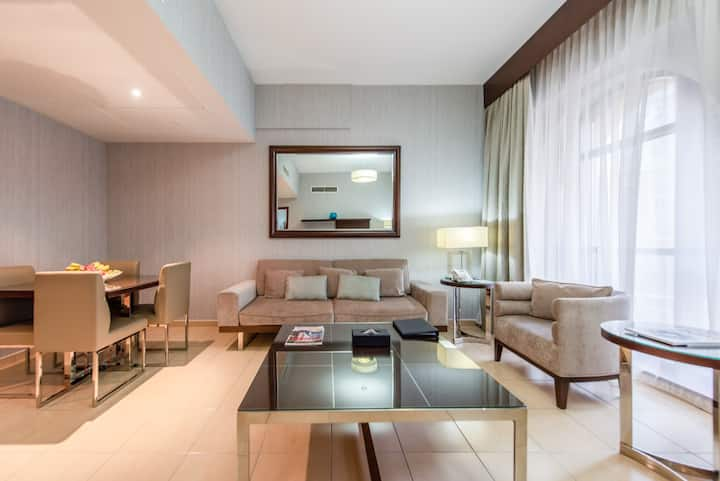01 Bedroom Apartment at Jumeirah Beach Residence