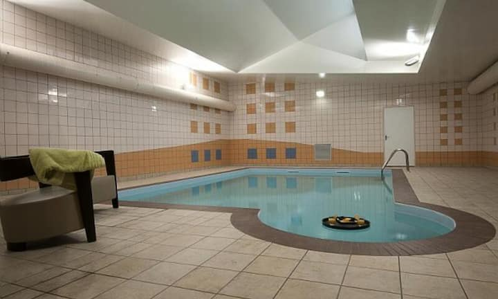 Août 2021-Studio meublé résidence 3* avec piscine