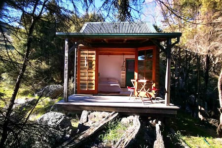 Manaaki Mai Hut Retreat - Purau Lyttelton Harbour