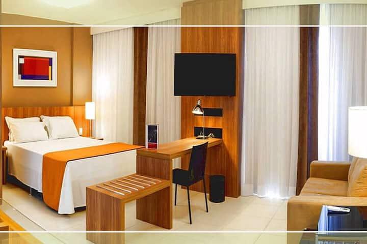 Rio Stay - apartamento- Suite-A deluxe
